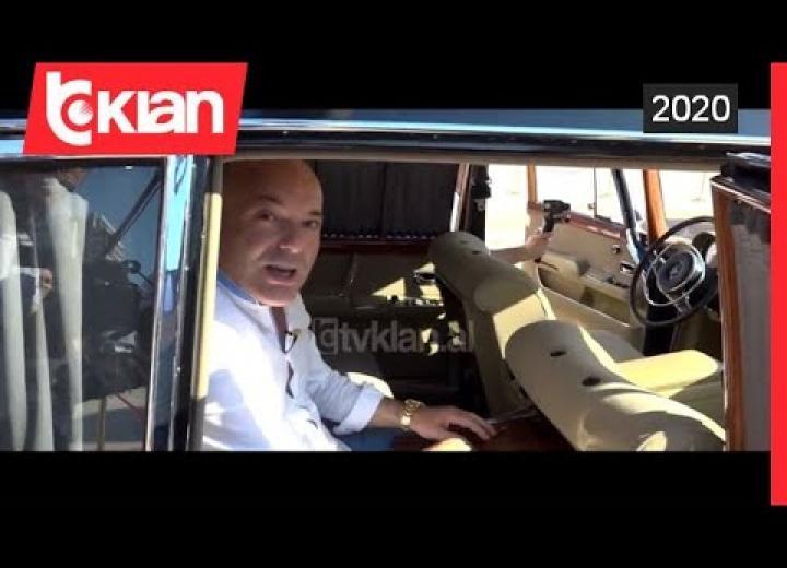 Brenda makines luksoze te Enver Hoxhes: Diktatori ulej gjithmone pas shoferit